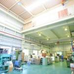 本社工場 the main factory