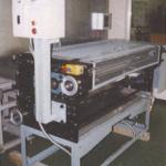 接着剤コーティング 簡易ロールコーター(スイング型)